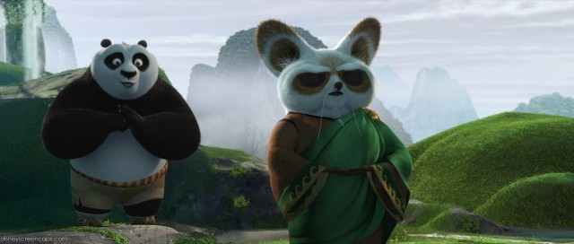 character-Master Shifu-and Po